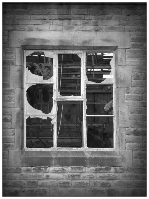 Window.  Sheffield S1